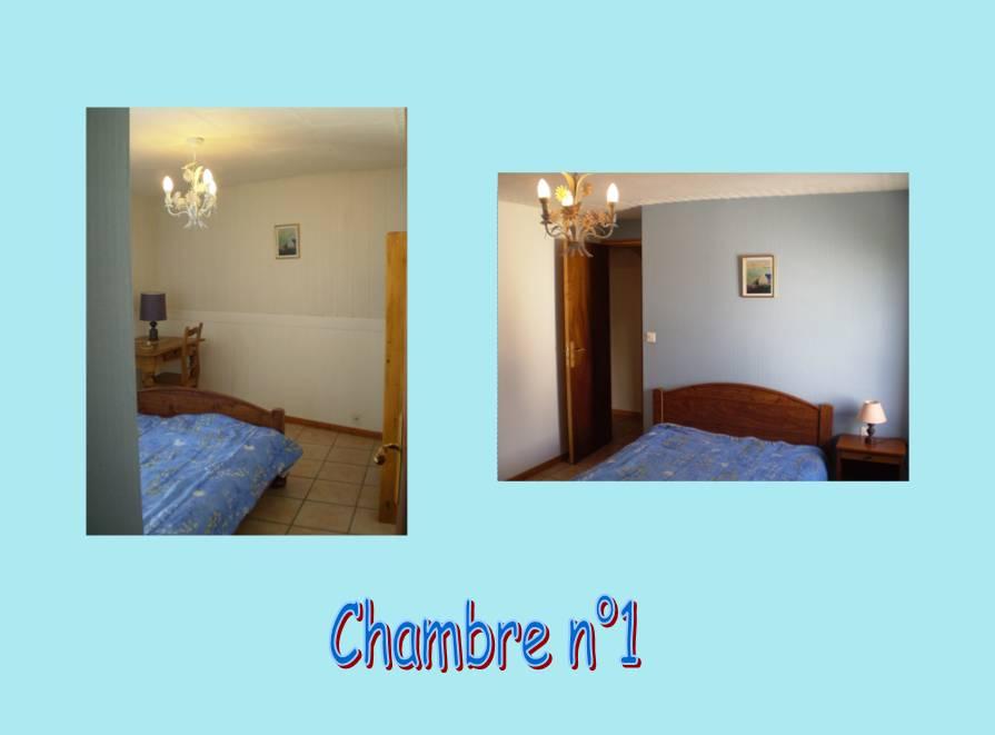 Montsarrac Chambre 01
